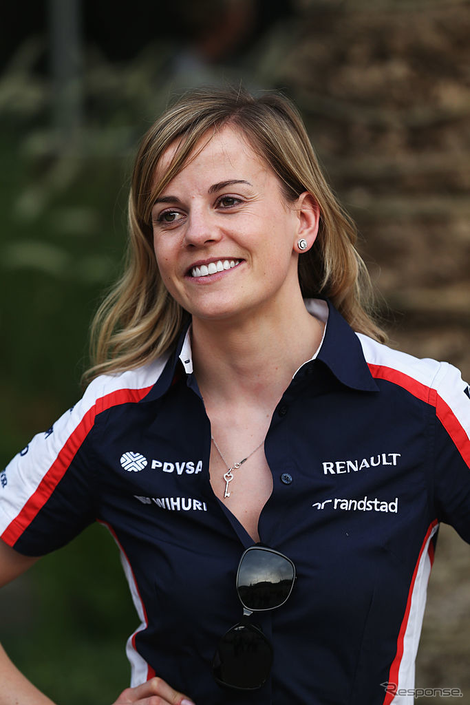 S. ウォルフ(2013年、F1バーレーンGP)《Photo by Mark Thompson/Getty Images Sport/ゲッティイメージズ》