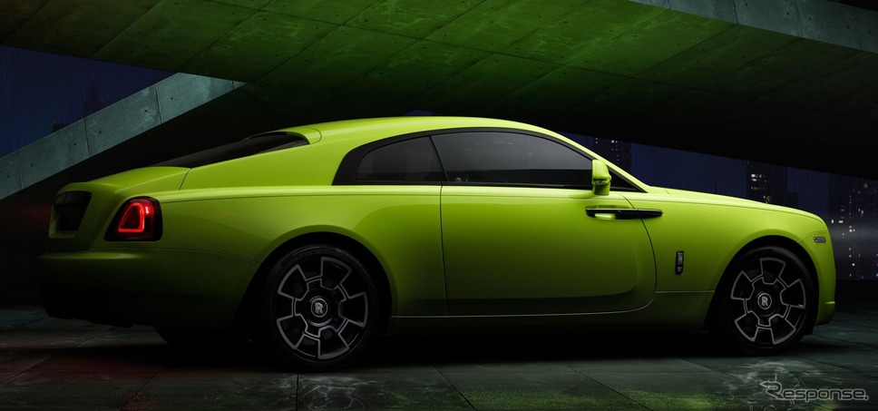 ロールスロイス・レイス・ブラックバッジ・ネオンナイト《photo by Rolls-Royce Motor Cars》