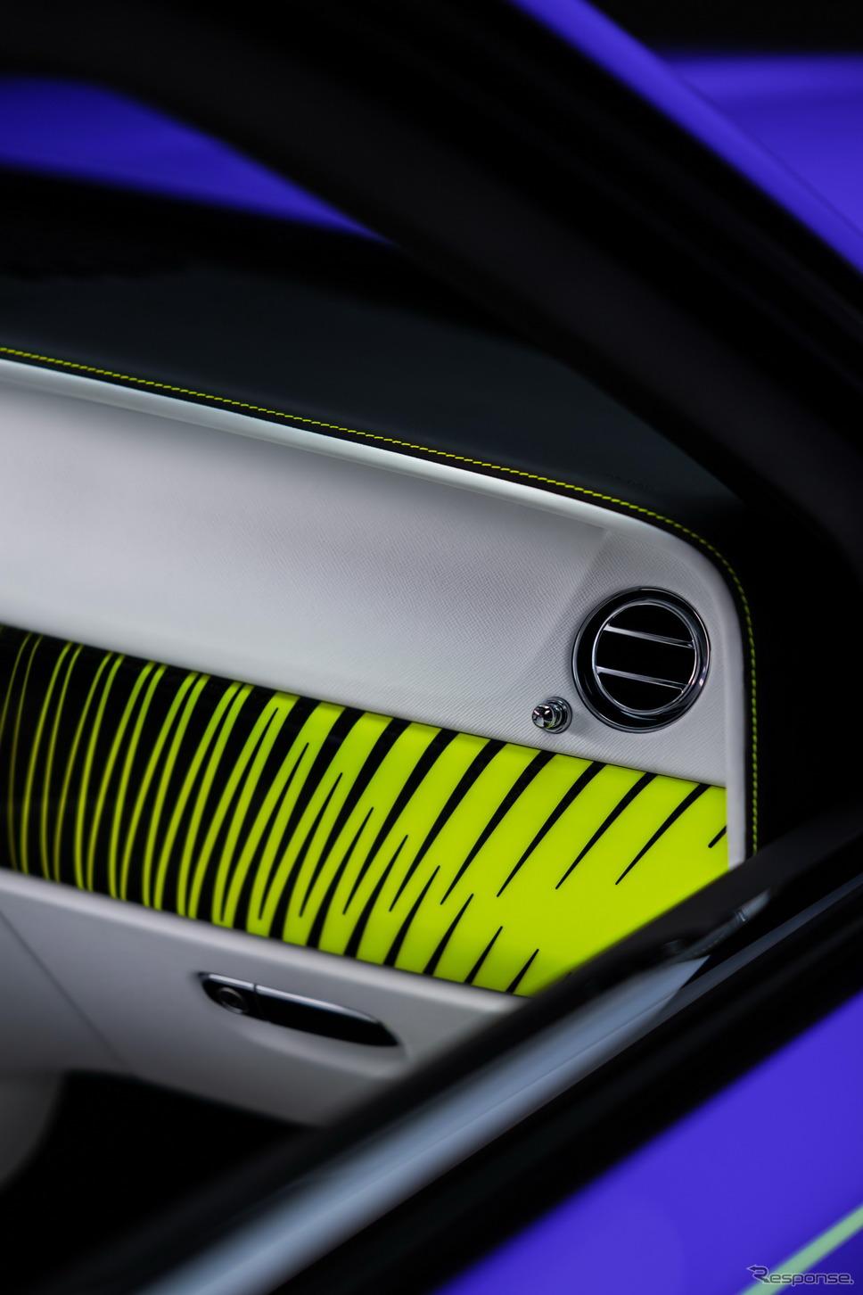 ロールスロイス・カリナン・ブラックバッジ・ネオンナイト《photo by Rolls-Royce Motor Cars》