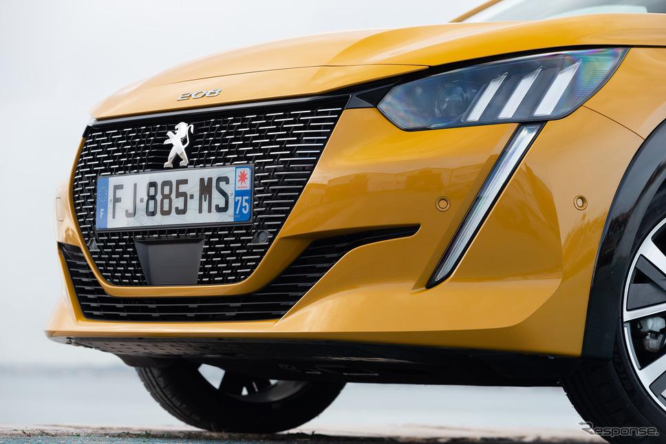 プジョー 208 新型(写真は海外仕様)《Photo by Automobiles Peugeot》