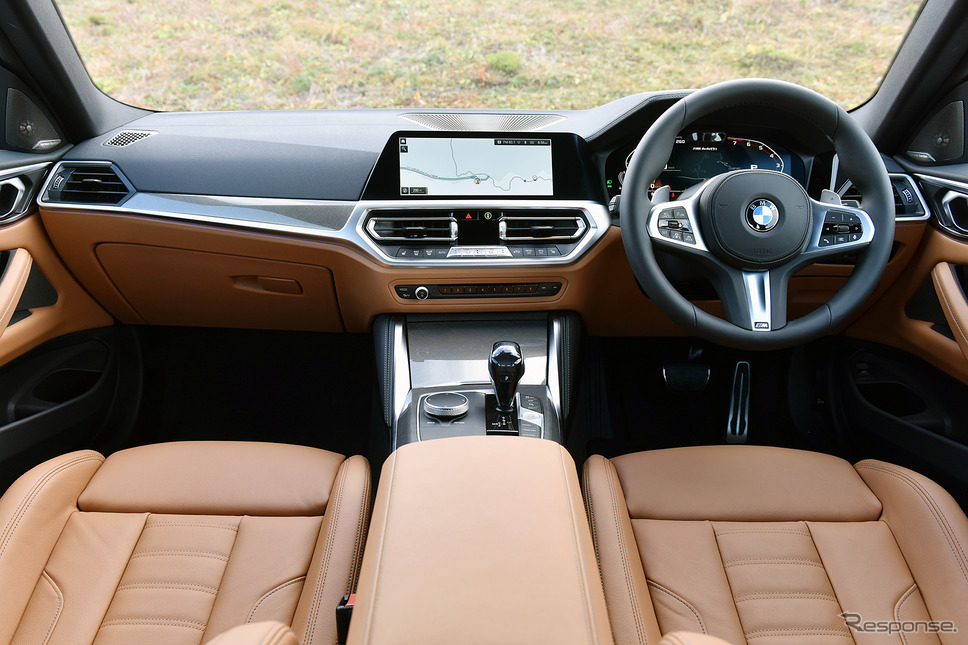BMW 440i xDrive《写真撮影 中野英幸》