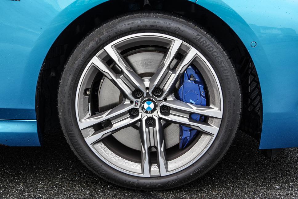 BMW M235i xDrive グランクーペ《写真撮影 宮崎壮人》