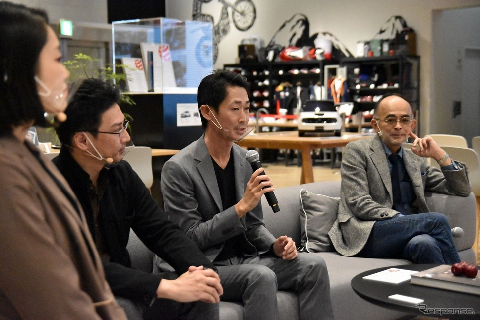 Honda e Design Event Report《写真提供 本田技研工業》