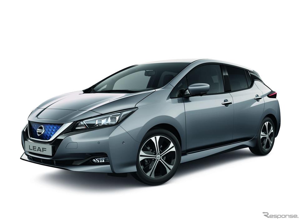 日産 リーフ(欧州仕様)《photo by Nissan》