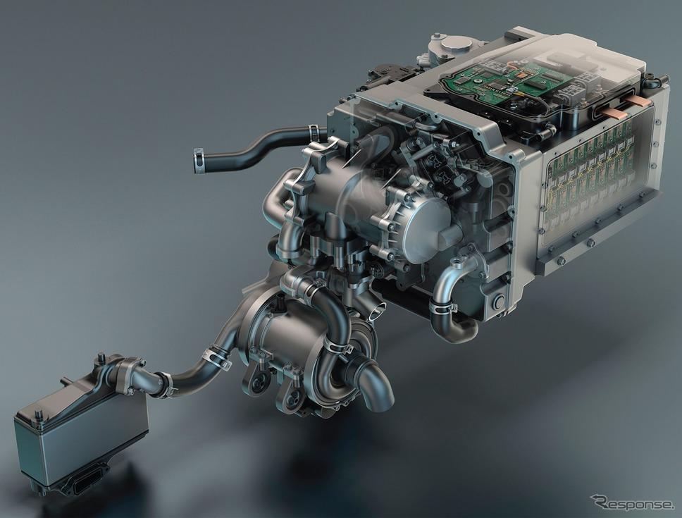 GMの「ハイドロテック」燃料電池システム《photo by GM》