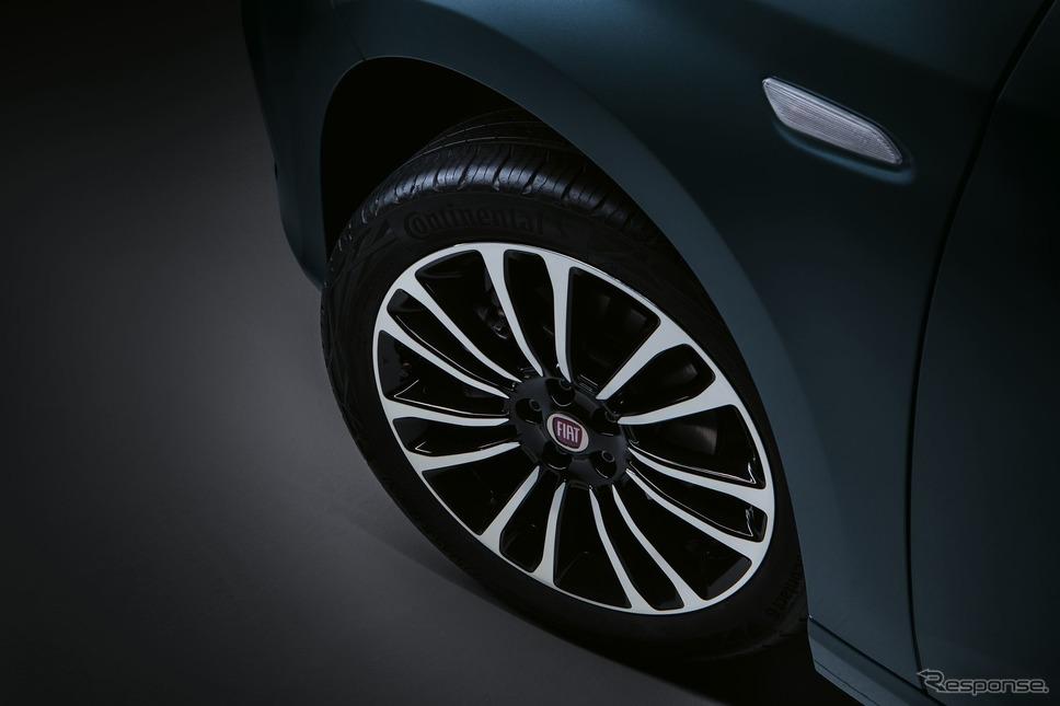 フィアット・ティーポ 改良新型《photo by Fiat》