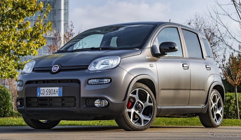 フィアット・パンダ 改良新型のスポーツ《photo by Fiat》