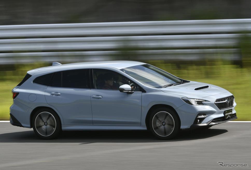 スバル レヴォーグ GT-H《写真提供 SUBARU》