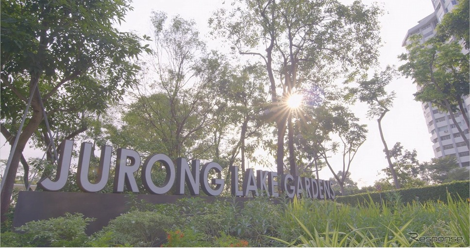 Jurong Lake Gardens《写真提供 WILLER》