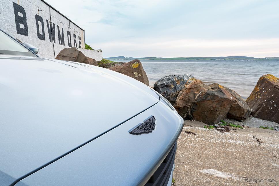 アストンマーティン DBX ボウモア・エディション《photo by Aston Martin》