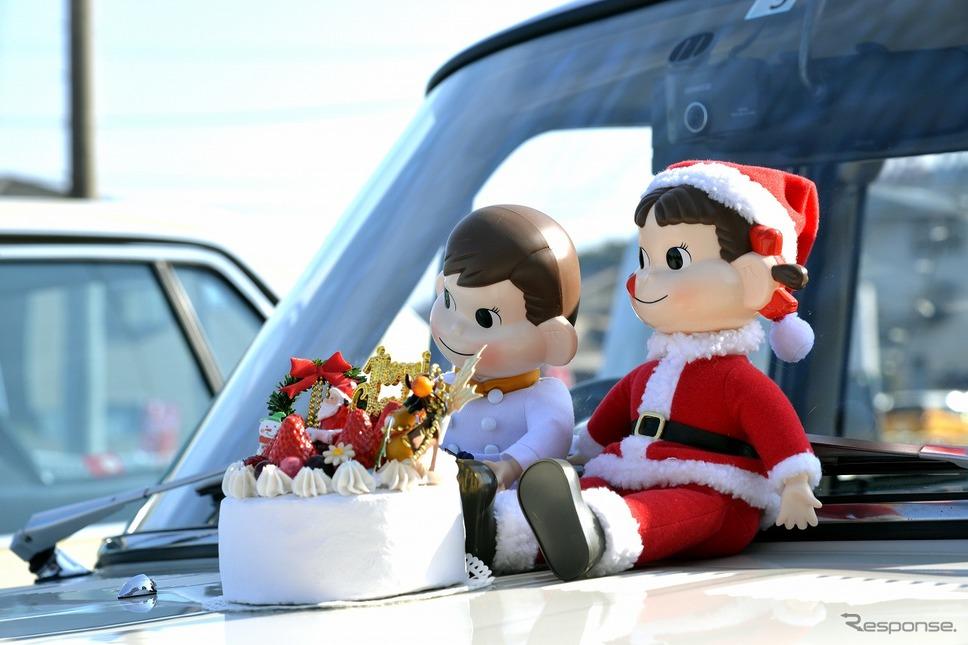 第2回 北本ヘイワールド2020年クリスマス ファイナルクラシックカーミーティング嶽宮 三郎