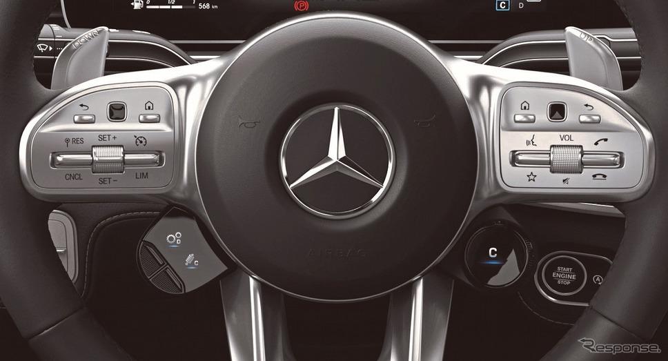 AMGドライブコントロール《写真提供 メルセデス・ベンツ日本》