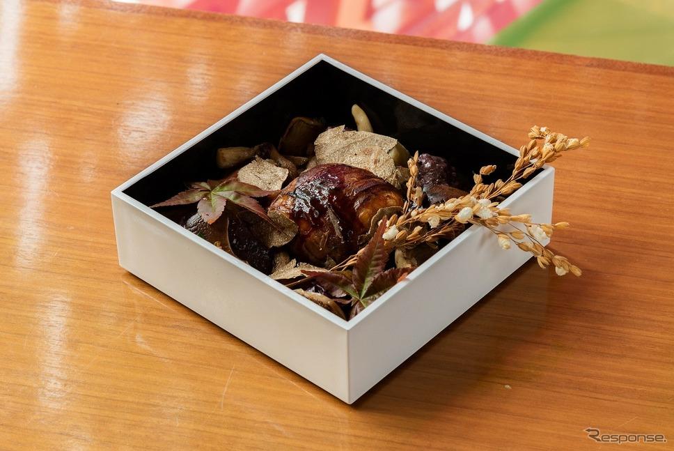 秋:肉《画像提供 INTERSECT BY LEXUS-TOKYO PR事務局》