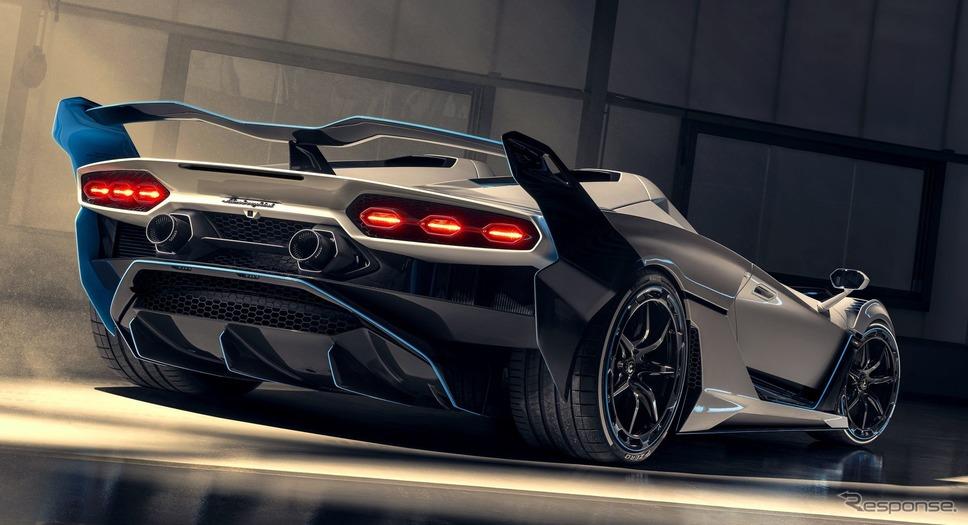 ランボルギーニ SC20《photo by Lamborghini》