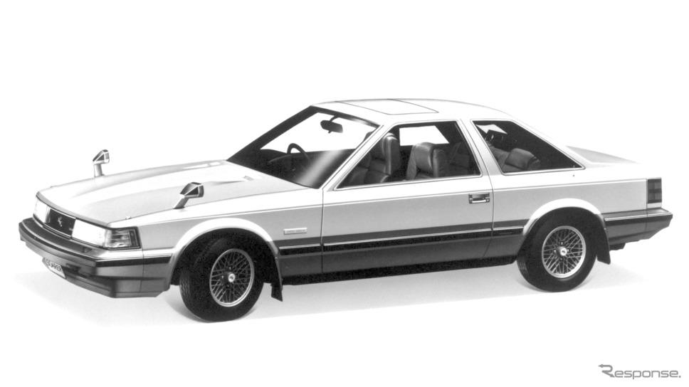 トヨタ・ソアラ初代《写真提供 トヨタ自動車》