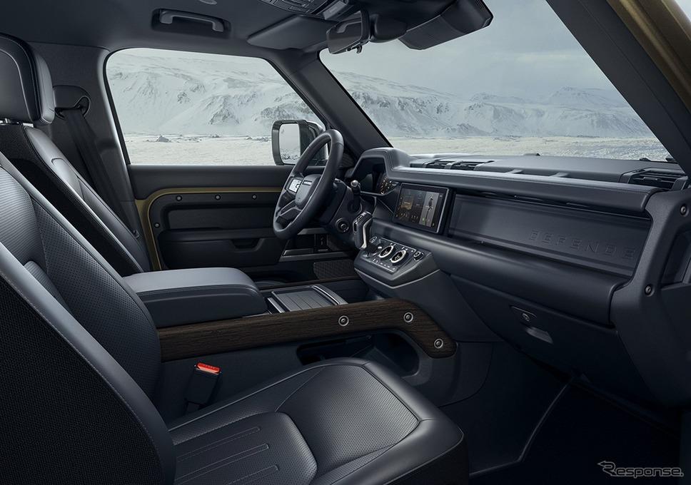 ランドローバー・ディフェンダー 新型《photo by Land Rover》