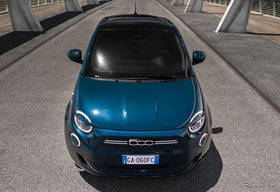 フィアット 500 ハッチバック 新型《photo by Fiat》