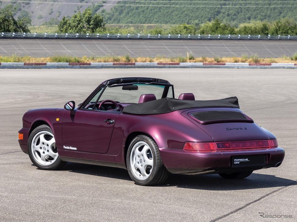 ポルシェ911タイプ964《photo by Porsche》