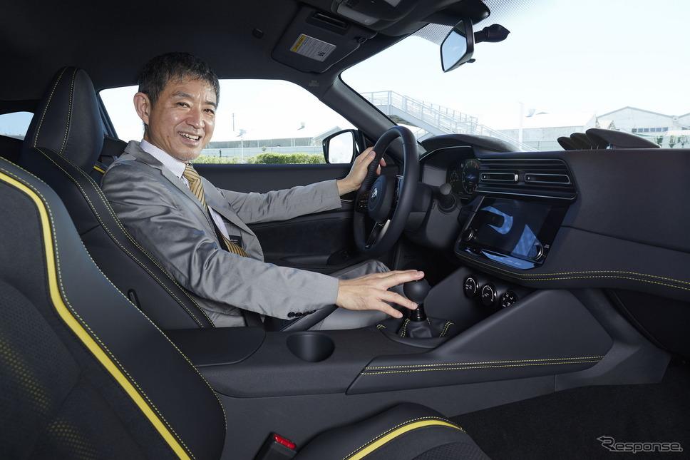 日産 フェアレディZ プロトタイプと田村 宏志チーフプロダクトスペシャリスト《photo by Nissan》