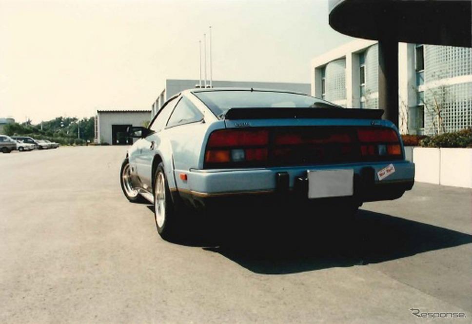 日産の田村 宏志チーフプロダクトスペシャリストが所有していたZ31型フェアレディZ《photo by Nissan》