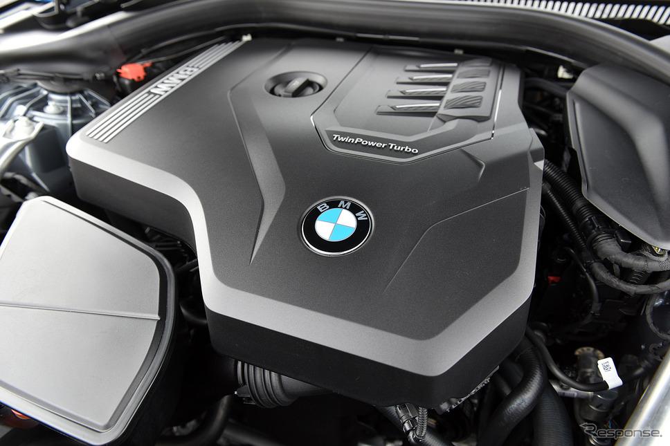 BMW 530i Luxury《写真撮影 中野英幸》