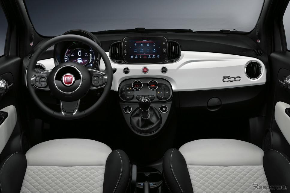 フィアット 500 の2021年モデル(ドルチェヴィータ)《photo by Fiat》