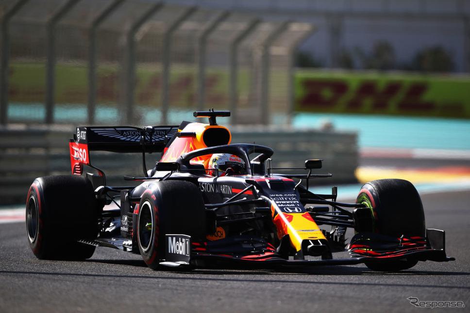 F1レッドブル・ホンダ《Photo by Bryn Lennon/Getty Images Sport/ゲッティイメージズ》