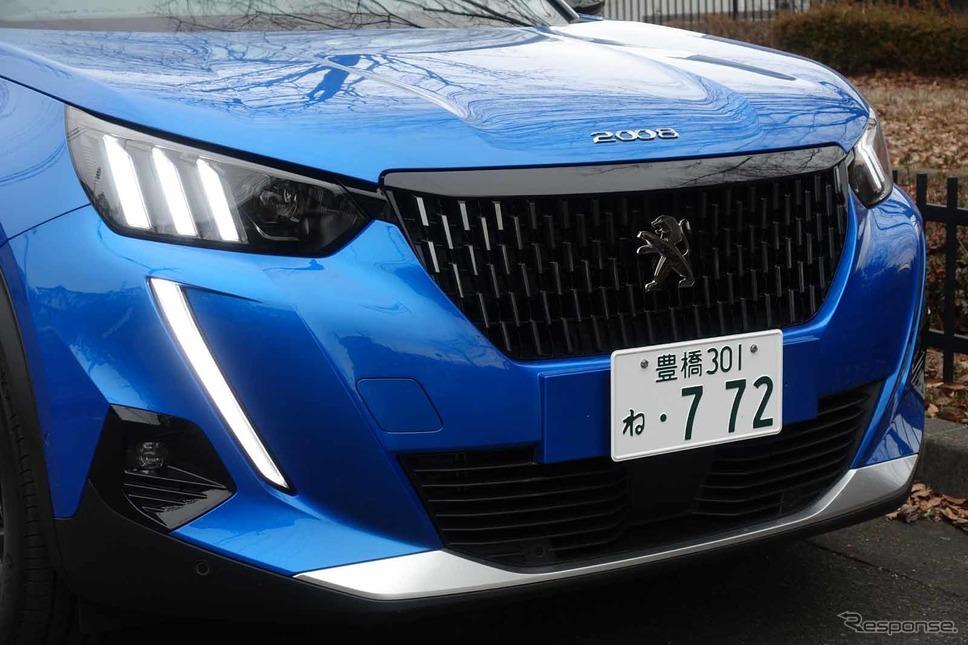 プジョー SUV 2008 GTライン《写真撮影 中村孝仁》