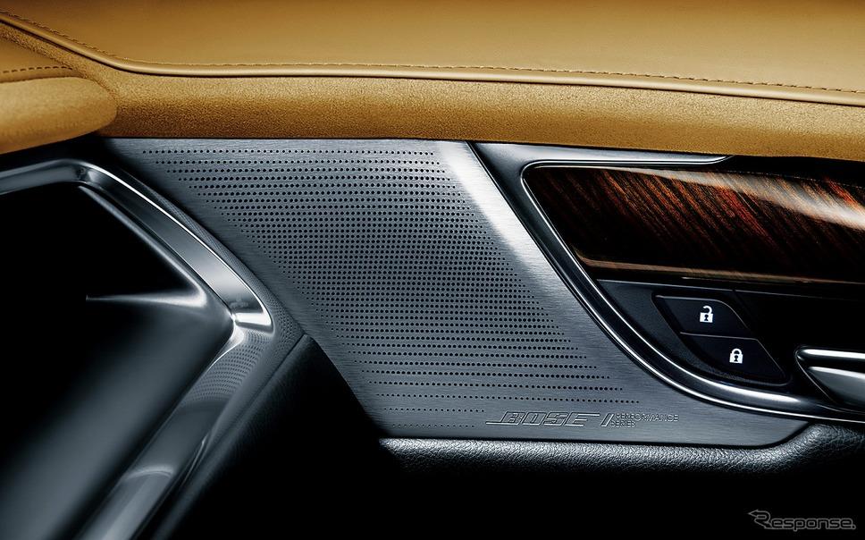 キャデラック XT6 プラチナム《画像提供 ゼネラルモーターズ・ジャパン》