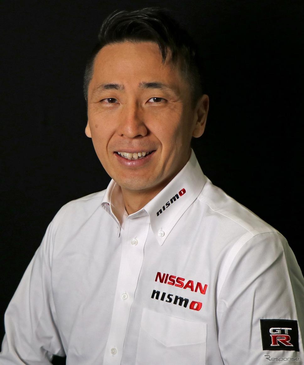 NISMO(23号車)松田次生《写真提供 日産自動車》