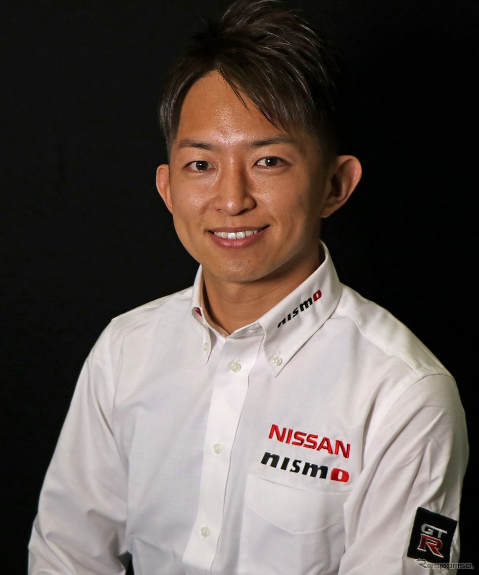 NDDP RACING with B-MAX(3号車)平手晃平《写真提供 日産自動車》