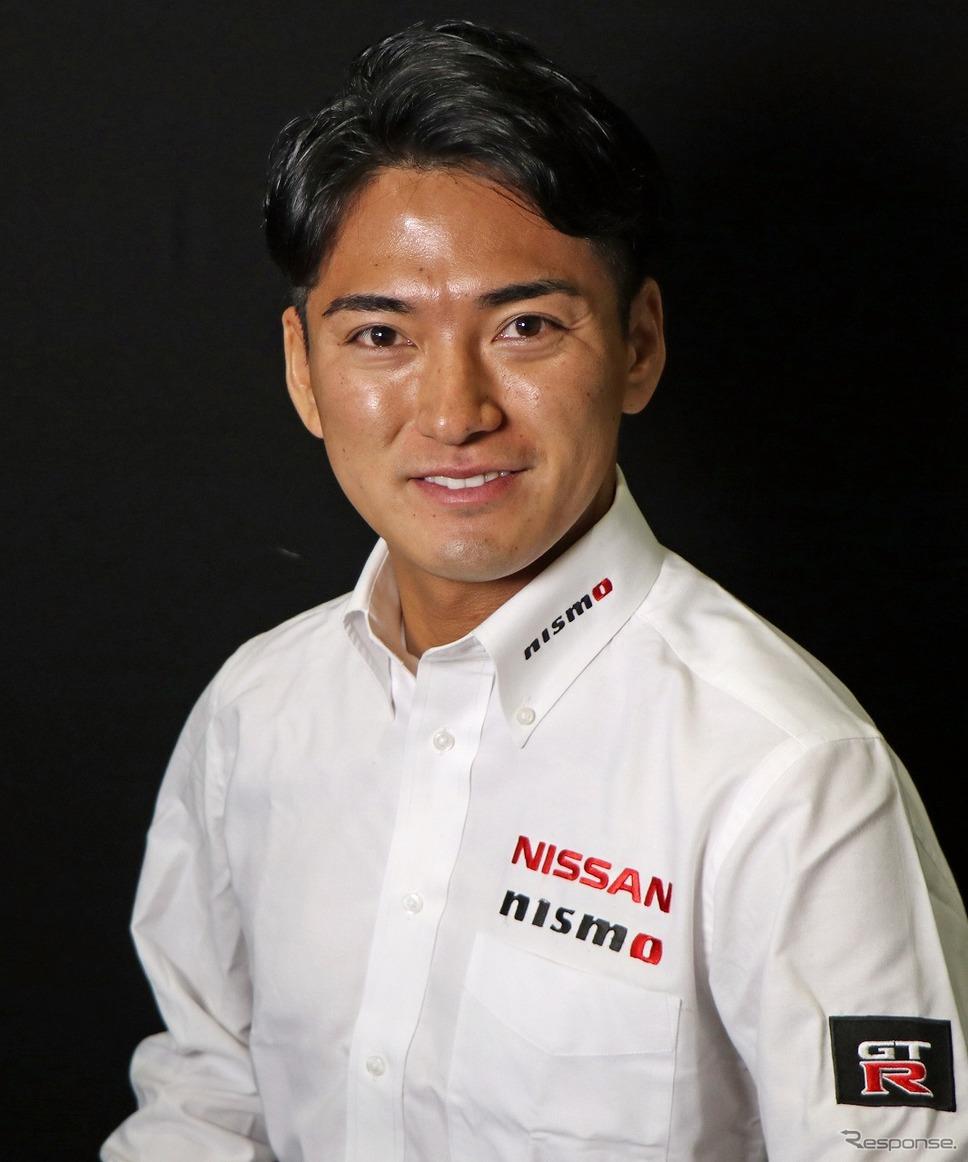 NDDP RACING with B-MAX(3号車)千代勝正《写真提供 日産自動車》