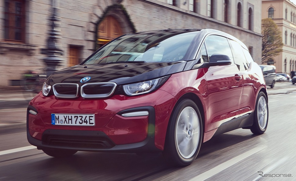 BMW i3《photo by BMW》
