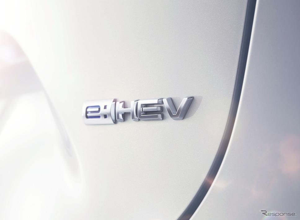 ホンダ HR-V (ヴェゼル に相当)新型《photo by Honda》