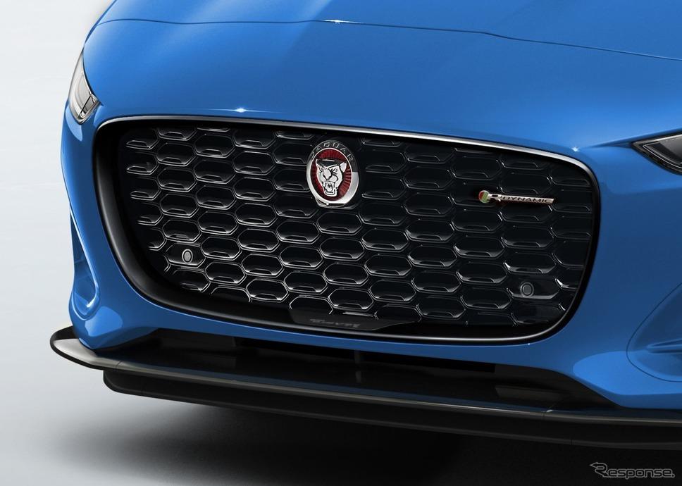 ジャガー Fタイプ のランスエディション《photo by Jaguar》