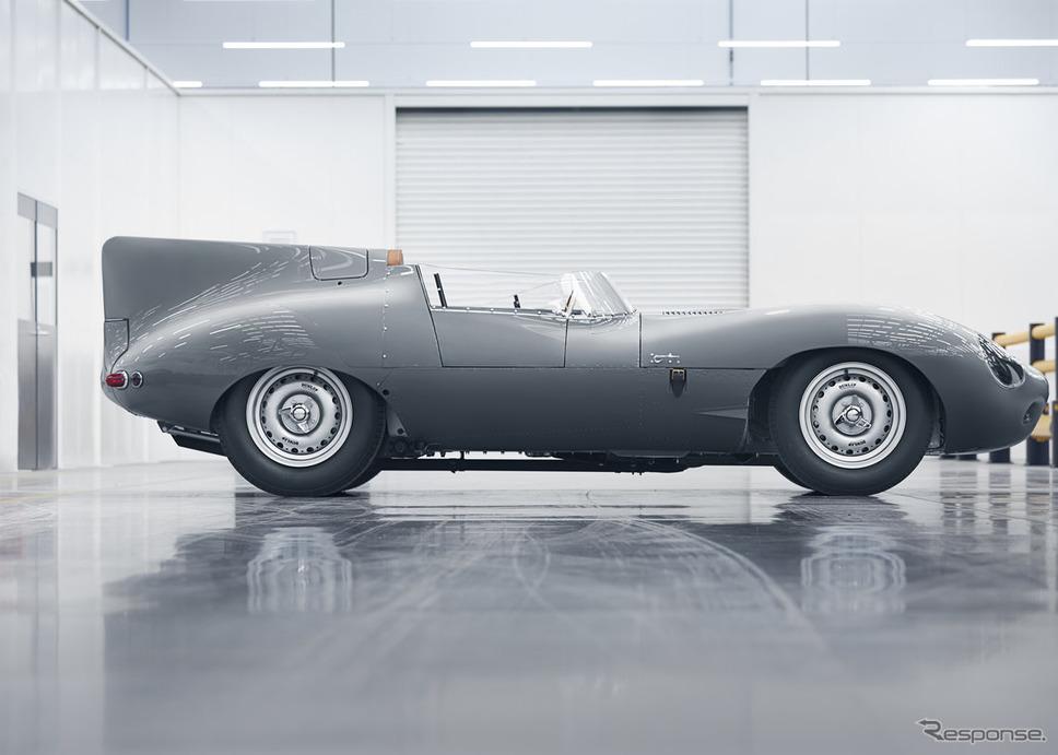 ジャガーDタイプ《photo by Jaguar》