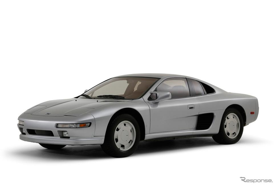 日産 MID4 II《写真提供 日産自動車》