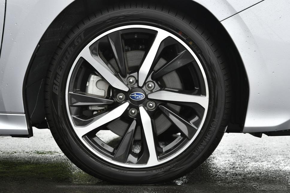 スバル レヴォーグ GT-H《写真提供 スバル》