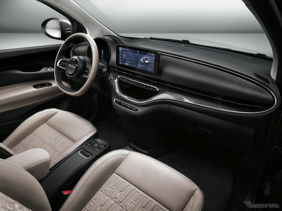 フィアット 500 新型(参考)《photo by Fiat》