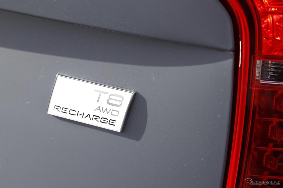 ボルボ XC90 Recharge プラグインハイブリッド T8 AWD《写真撮影 小林岳夫》