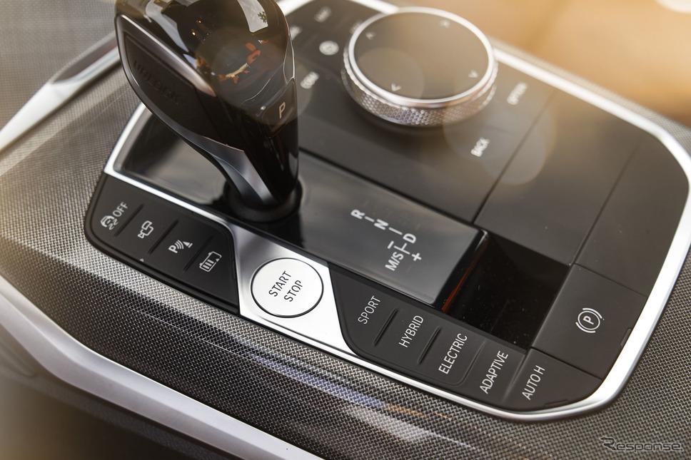 BMW 3シリーズ のPHV「320eセダン」《photo by BMW》