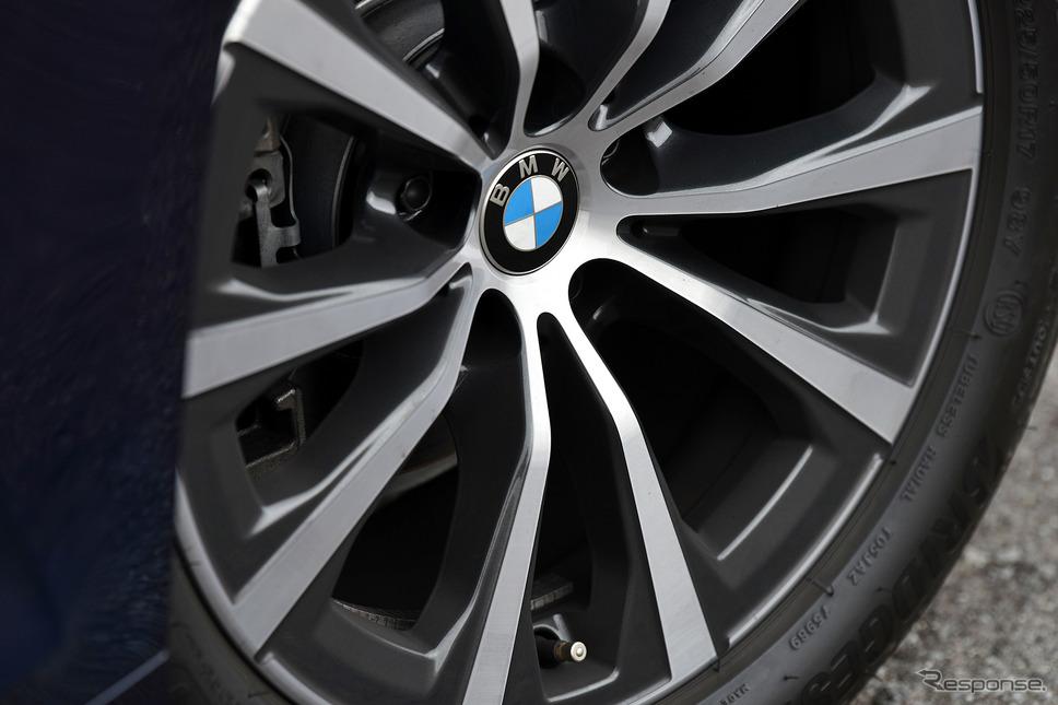 BMW 318i ツーリング《写真撮影 中野英幸》