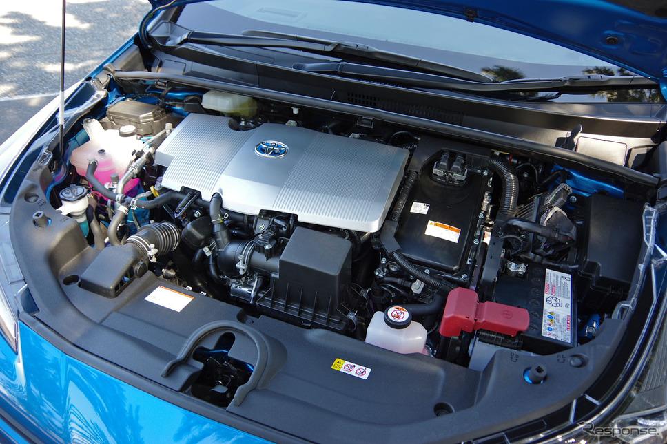 トヨタ プリウス をはじめ、様々なモデルに搭載されているハイブリッド「THS II」《写真撮影 宮崎壮人》