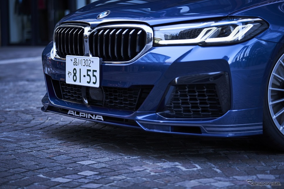 BMWアルピナ B5《写真提供 ニコルレーシングジャパン》