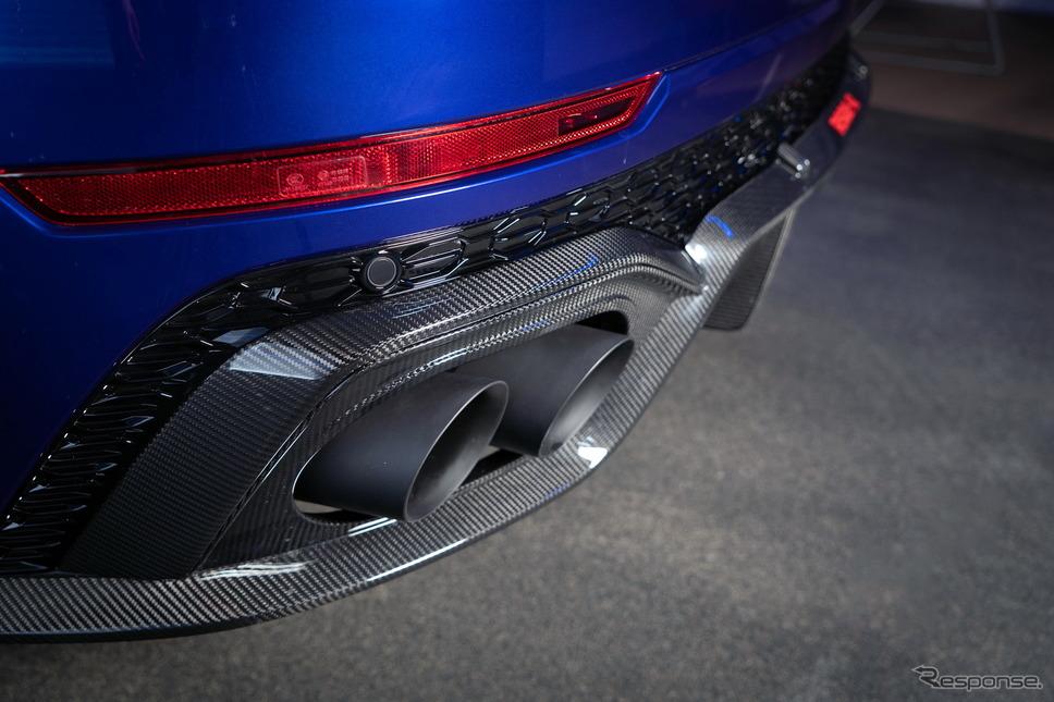 アプト・スポーツライン のABT RS Q8-R《photo by ABT》
