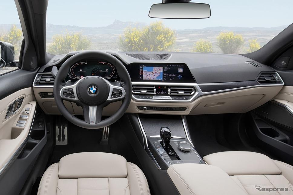 BMW 3シリーズツーリング《Photo by BMW》