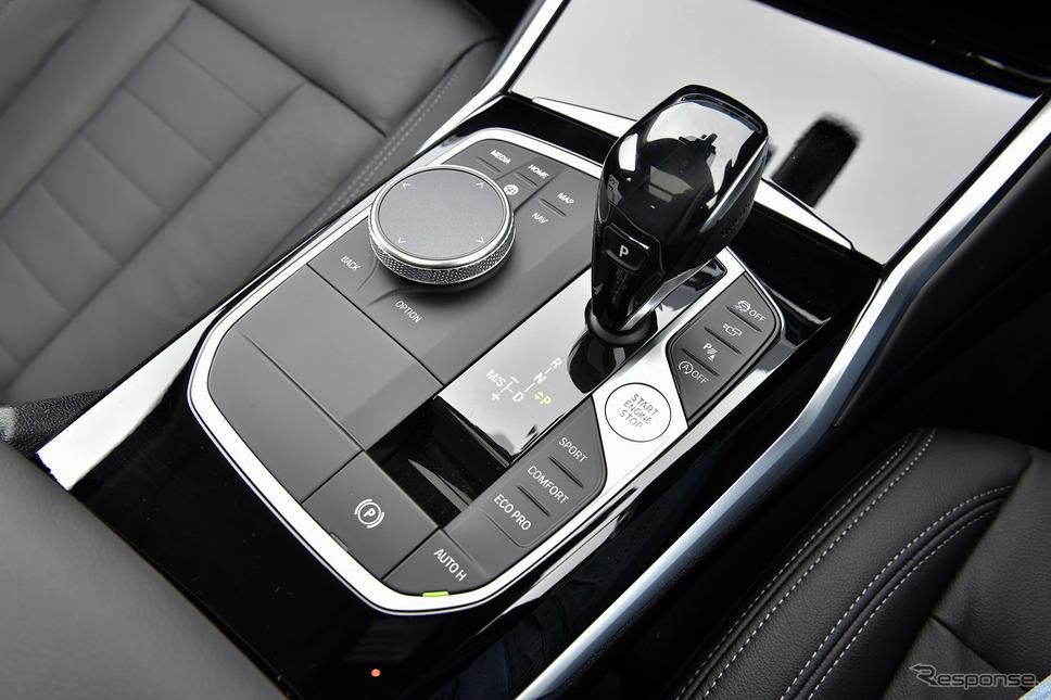 BMW 318iツーリング《写真撮影 中野英幸》