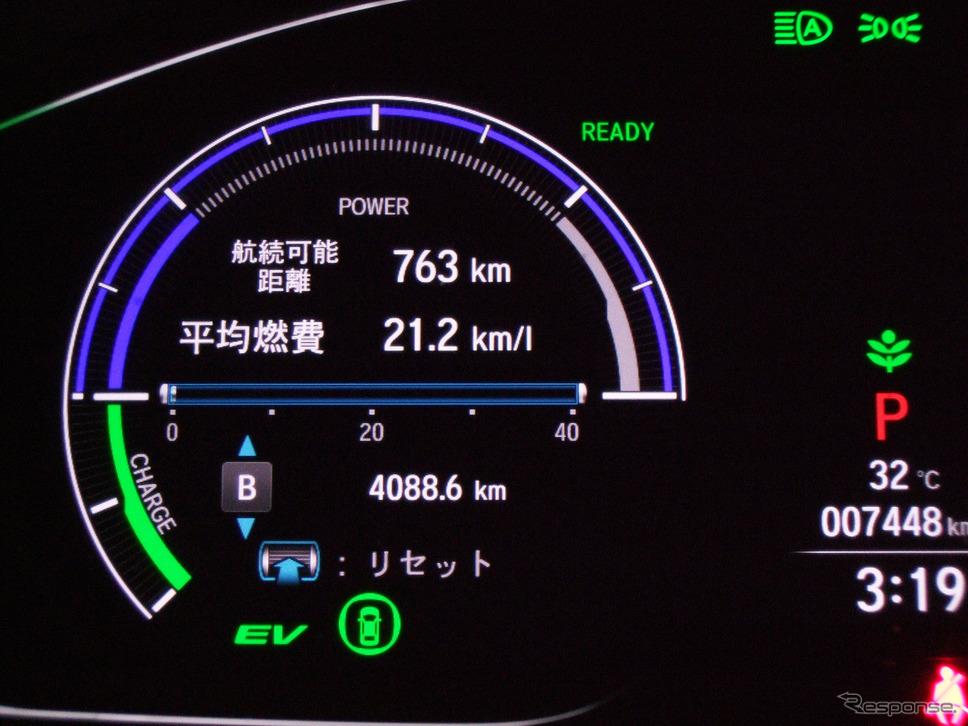 総走行距離4088.6kmの旅。《写真撮影 井元康一郎》