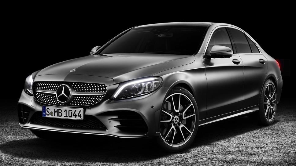 メルセデスベンツ Cクラス・セダン 現行型(参考)《photo by Mercedes-Benz》
