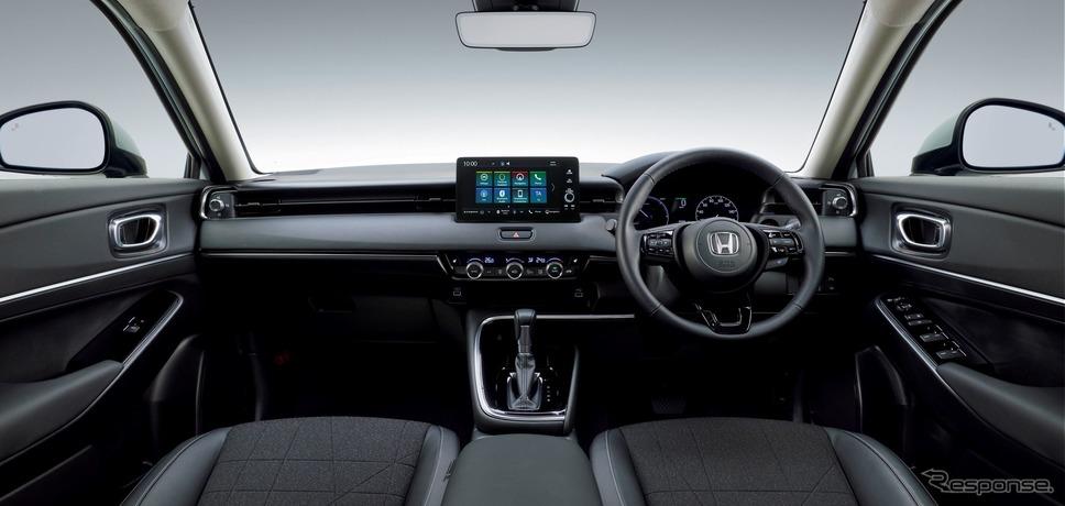ホンダ HR-V( ヴェゼル に相当) 新型(欧州仕様)《photo by Honda》